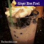 This kid-friendly root beer float inspired drink is also full of antioxidants. Read my post for the full recipe.