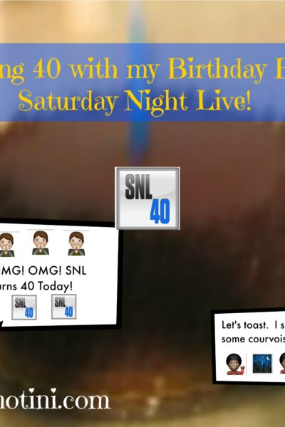 Growing up as birthday BFFs with Saturday Night Live has taught me some valuable, and humorous life lessons. Hint: Number 3 might actually be the most important, but I think number 7 and 8 are my favorite pieces of wisdom.
