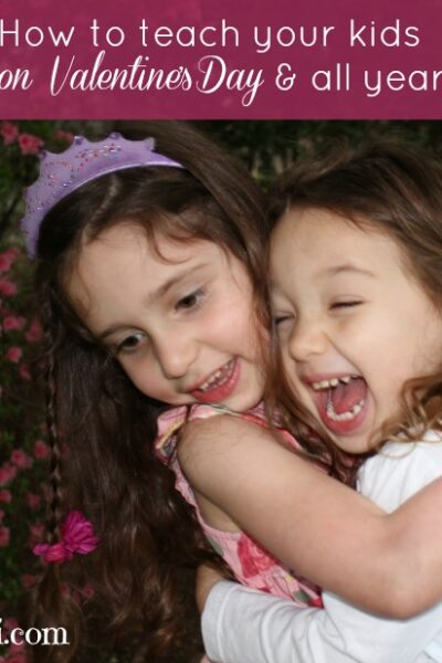 Valentine's Day is a great opportunity to think about what love means and how we can teach our children self love on February 14 and every day of the year. Learn simple tips, tricks, and activities to model love with fun family activities.