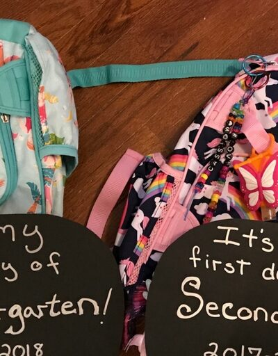 Back to school can be a stressful time of the year. So to make things easier, I'm sharing my favorite Back To School Mom Hacks. These are all ideas I've either tried or am excited to try, especially hack #3.