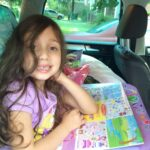 These are my absolute favorite no-mess activities for long car rides. And trust me, I've tested out quite a few over the years. Both of these activities satisfy your little artist, encourage imaginative play and best of all, are totally mess-free.