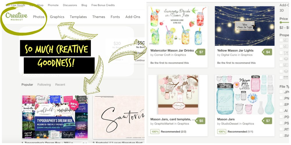 This amazing graphic arts resource is a wonderland of inspiration for every kind of crafty project ever imagined. Follow my tips to get access to this FREE Craft Resource and start your hours of family fun projects. #Ad #DIY #crafts #freecrafts
