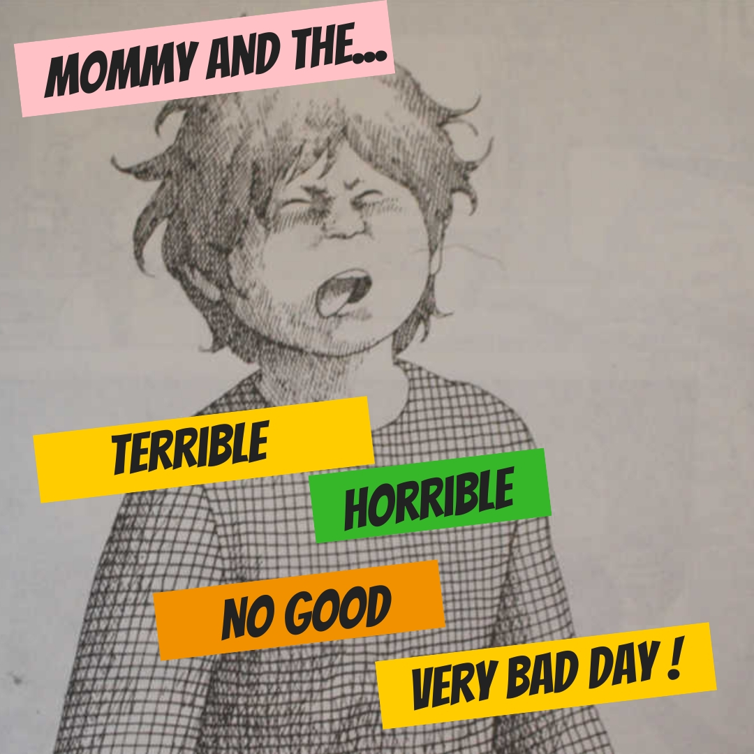 Sometimes, even as adults, we can feel like Alexander and the Terrible Horrible no good very bad day. In this funny blog post, I talk about my recent terrible, bad day and give my top 5 ways to manage stress and stay positive even when your day keeps getting worse and worse. #momlifehumor #stressmanagement