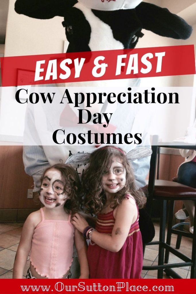 pin for easy cow appreciation day costumes