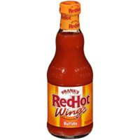 Frank's RedHot Buffalo Wings Sauce, 12 fl oz