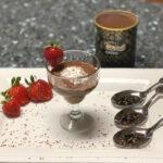Chocolate strawberry Chia
