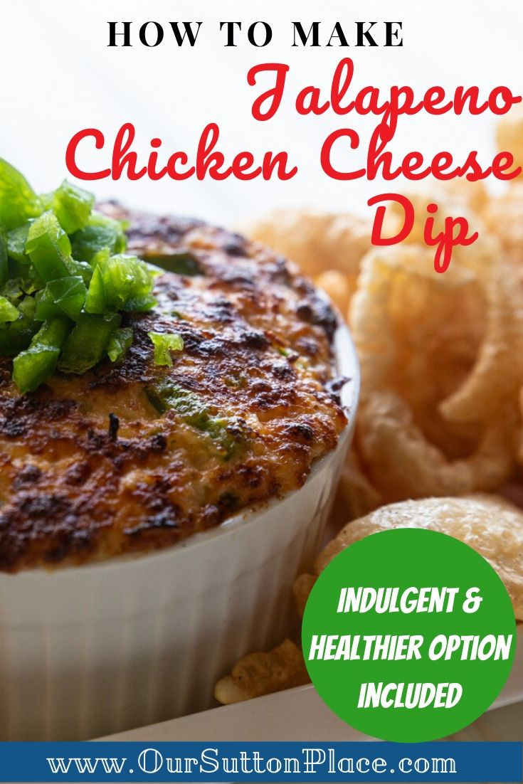 jalapeno chicken cheese dip