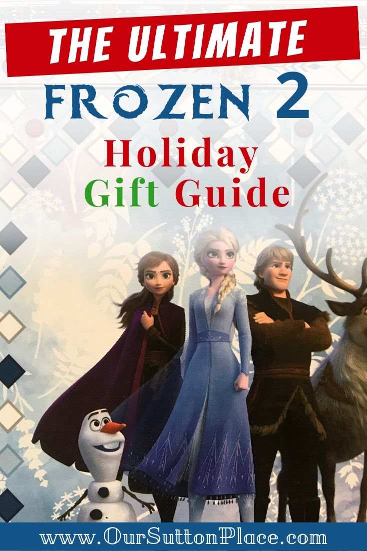 Affordable Gifts Your Frozen Fan will Love!