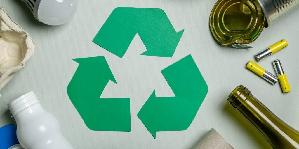 hard to recycle items