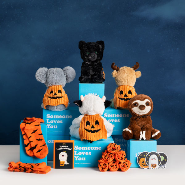 Halloween Send a Friend Packs
