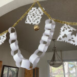 Elf Movie inspired holiday decorations