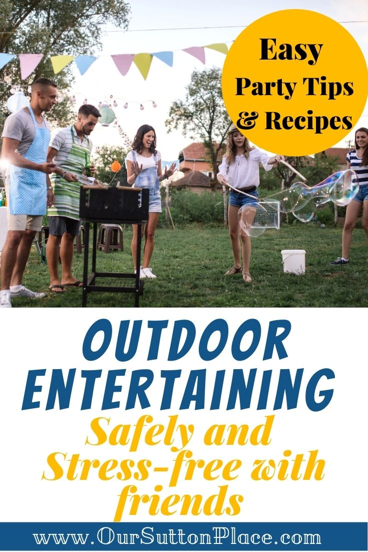 How to Celebrate Summer Safely and Easily with Friends- As Seen on TV!